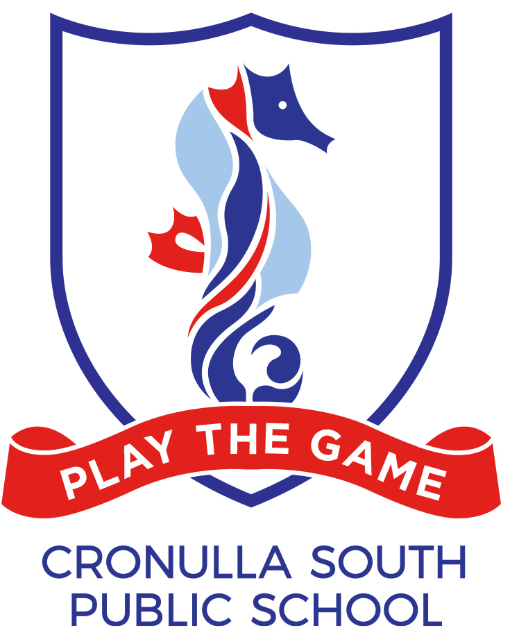 Cronulla South Public School logo